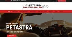 Η #aboutnet δημιούργησε το νέο δυναμικό και φιλικό στα κινητά #site της εταιρίας ενοικίασης αυτοκινήτων και μηχανών στην Νίσυρο Petastra. Μπορείτε να δείτε την ιστοσελίδα στο www.petastra.com