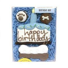 Birthday Cakes And Toys Organic Dog Treats Natural Free Dogs Happy Boy