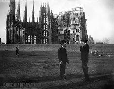 Sagrada Familia. ~1905.