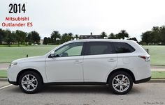 Mitsubishi Outlander ES 2014 #review #topsafetypick