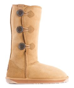 Take a look at this EMU Australia Chestnut Coombell Boot - Women by Hit the Slopes: Kids' & Women's Boots on #zulily today!