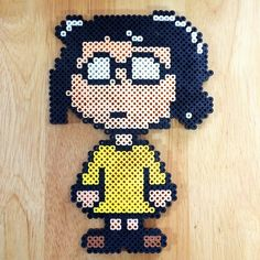 Marcie - Peanuts perler beads  by myjsi000