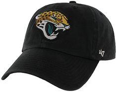 Looc Unisex Structured Adjustable Hat Jacksonville Jaguars Snapback Cap