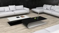 low table made of carbon fiber. table in fron transparent laquered carbon fiber on top, matte white paint inner part. table in background vice-versa. Low Tables, White Paints, Outdoor Furniture, Outdoor Decor, Furniture Making, Carbon Fiber, Solid Wood, Furniture Design, Top