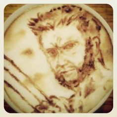 This is Hugh Jackman's Favourite Latte. And Ours Too!