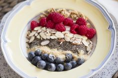 Loaded Yogurt Bowl is the best way to start the day! Yum!