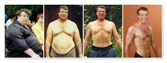 The 7 Things I Did To Lose 220 Pounds Without Dieting