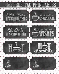 Make this adorable Christmas Gift under five minutes. This fun Peppermint Cotton Candy Hot Chocolate and Gift Tag Free Printable is perfect for Neighbor Gifts a Best Hot Chocolate Recipes, Hot Chocolate Gifts, Hot Chocolate Bars, Chocolate Desserts, Christmas Labels, Free Christmas Printables, Noel Christmas, Free Printables, Christmas Activities