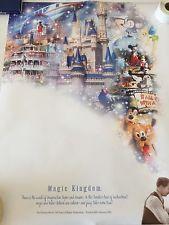 Magic Kingdom Walt Disney World 100 Years of Magic Celebration Poster