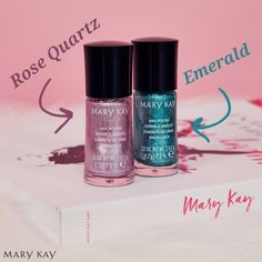 Emerald Nails, Mary Kay Party, Mary Kay Ash, Christmas Mix, Mary Kay Cosmetics, Beauty Consultant, Mani Pedi, Nail Colors, Nail Polish