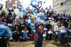 Yes campaign superman