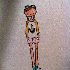 Anchor series drawings