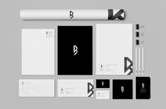 DB Branding by Daniel Lasso Casas, via Behance