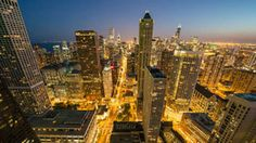 La belleza del Chicago nocturno a través de un video time-lapse | Saber de fotografía es facilisimo.com