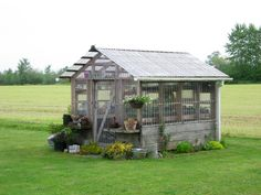 Greenhouse...LOVE!  It's perfect!