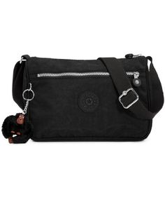 Women's Cross-Body Handbags - Kipling Callie Black One Size ** Read more reviews of the product by visiting the link on the image.