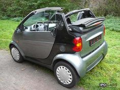 2006 Smart Convertible with air in top shape! Cabrio / roadster Used vehicle photo