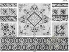 Gallery.ru / Фото #60 - Old Italian Patterns for Linen Embroidery - Dora2012