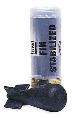 """These 12-gauge rounds were specifically developed for routing, protecting chemical devices or targeting instigators."""