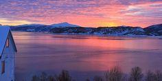 A sarki fény nyomában Észak-Norvégiában