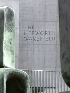 The Hepworth gallery, Wakefield, West Yorkshire Hepworth Wakefield, David Chipperfield Architects, Yorkshire Sculpture Park, Wayfinding Signage, West Yorkshire, Environmental Design, Design Agency, Identity, Blog