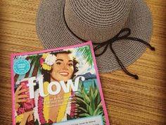 Le plaisir du jour, mon flow sous un rayon de soleil #bienêtre #vivremieux #lecture #flowmagazine • Hellocoton.fr
