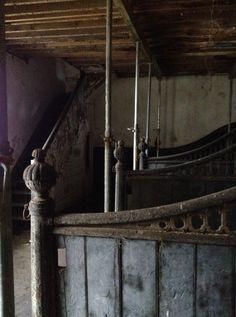 stables at Slane castle