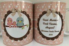 Caneca Personalizada de Nascimento Baby Clip Art, Pregnancy Announcement Photos, Clipart Baby, Personalized Mugs, Groomsmen