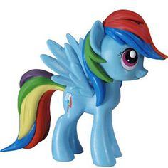 Funko My Little Pony Vinyl Collectible - Rainbow Dash