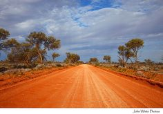 I spent a year working and travelling around Australia and driving in the outback was one of my favourite experiences. *Stuart*