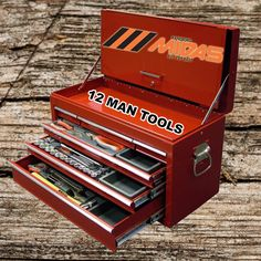 There is a tool for every job! Here are the top 12 Tools every Guy should own 12th Man, Toolbox, Power Tools, Home Improvement, Guys, Top, Instagram, Tool Box, Electrical Tools