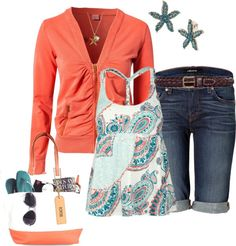 """""""Beach Wear"""" by heather767 on Polyvore"""