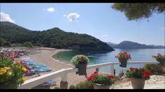 Mega Ammos Restaurant Sivota Beach Bars, Aerial View, Greece, Restaurant, River, Outdoor, Greece Country, Outdoors, Diner Restaurant