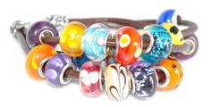 Items similar to Artisan Glass Lamp work Bead 3 Strand Bracelet on Etsy Strand Bracelet, Artisan, Beads, My Style, Bracelets, Etsy, Beading, Bangles, Bead