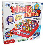 Whats Their Name Game | Only £7 or buy as part of our 2 for £10 on gifts!