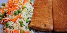 Vegetable Fried Rice: Kids will now love vegetable....