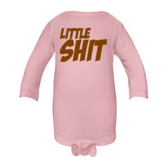On Wednesdays We Wear Pink Long Sleeve Creeper - Light Pink Funny Babies, Cute Babies, Cute Onesies, We Wear, How To Wear, Baby G, Twin Girls, Niece And Nephew, Future Baby