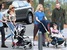 Sienna Miller and het #Bugaboo Bee #BugabooLovers