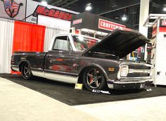 Anybody remember that time back in 2013, when Roadster Shop debuted their Craftsman '69 Chevy C10 truck on Forgeline CF3C Concave wheels at the SEMA Show? Yeah that was pretty cool... See more at: http://www.forgeline.com/customer_gallery_view.php?cvk=959  ‪#‎TBT‬ ‪#‎Forgeline‬ ‪#‎CF3C‬ ‪#‎notjustanotherprettywheel‬ ‪#‎madeinUSA‬ ‪#‎Chevy‬ ‪#‎C10‬