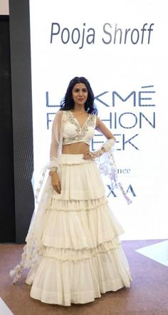 Custom Made Exclusive Collection Fashion Week 2018, Lakme Fashion Week, India Fashion, Trendy Fashion, Indian Wedding Outfits, Indian Outfits, Wedding Dress, Lehenga Choli, Kids Lehenga