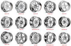 American Force custom wheels 8