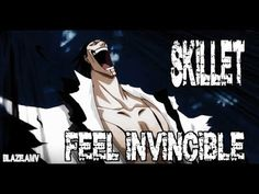 Zaraki Kenpachi vs Nnoitora 「AMV」► Feel Invincible ♪ 1080p60fpsᴴᴰ