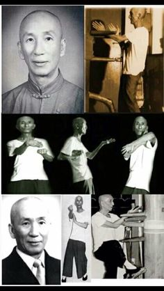 Master Yip Man - the real-life master on whose life the Ip Man movies are based. Martial Arts Styles, Martial Arts Techniques, Martial Arts Movies, Martial Artists, Wing Chun Master, Wing Chun Ip Man, Kung Fu, Karate, Bruce Lee Photos