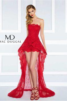 077210de381 Выпускные платья красного цвета  лучшие изображения (34)