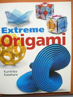 Kasahara - extreme origami