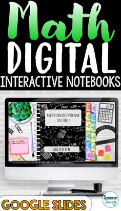 This resource provides EDITABLE Digital Interactive Notebook Templates that you can create for your students! Designed for Google Classroom and Google Slides. **Includes additional two-sided template and How-To Guide! Designed to be used as a digital notebook for Math Units! EDITABLE Pages and Math Manipulatives! Fractions, Circle Fractions, Money, Measurement/Number Lines, Balancing Scale Teaching Activities, Teaching Writing, Student Teaching, Teaching Science, Teaching Resources, Teaching Ideas, Third Grade, Sixth Grade, Fourth Grade