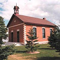 Historic Zion Schoolhouse  1091 Finch Ave E  Telephone: 416-395-7435  Saturday:  12 p.m. - 5 p.m., Last admittance: 4:30    Sunday:  12 p.m. - 5 p.m., Last admittance: 4:30