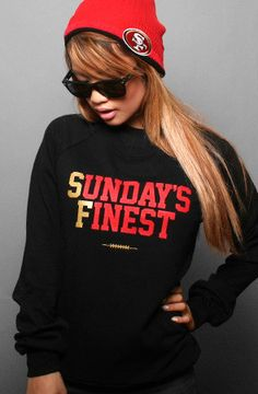 Forty Niners!!! .S.undays .F.inest