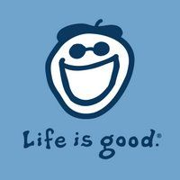 Life is Good. Live Happy.