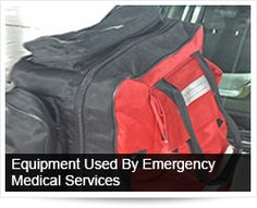 Arrive Alive South Africa   Equipment Used By Emergency Medical Services